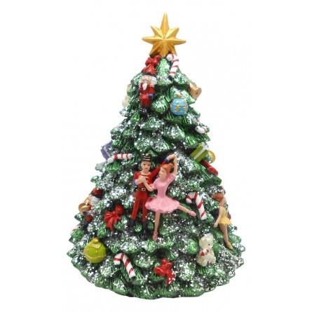 Sapin de Noël ballet casse-noisette