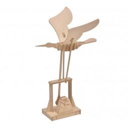 """Kit d'assemblage en bois """"Oiseau"""""""
