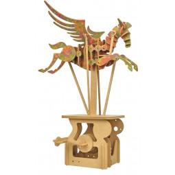 Kit original en bois « Pegasus »
