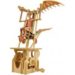 """Kit d'assemblage en bois """"Fou volant"""""""
