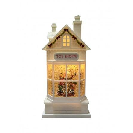 House with Toyshop scene inside