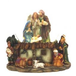 Boule de neige enfant Jésus