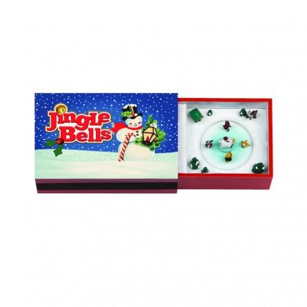 Boîte d'allumettes « Jingle Bells »