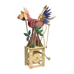 """Kit d'assemblage en bois """"Perroquet"""""""