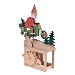 """Kit d'assemblage en bois """"Père Noël"""""""