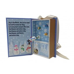 Livre de chant bleu Pop Up miniature