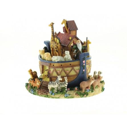 Boîte à musique Arche de Noé