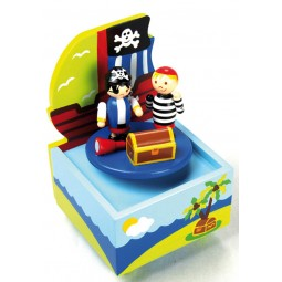 Navire pirates