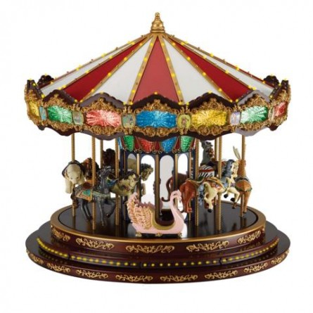 Manège Marquee Deluxe Carousel