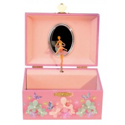 Jewelry musical box ballerina