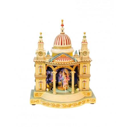 Musicbox Ballett temple