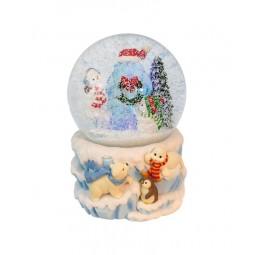 """Snowglobe """"polar bear"""""""