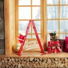 Tabletop Climber Santa