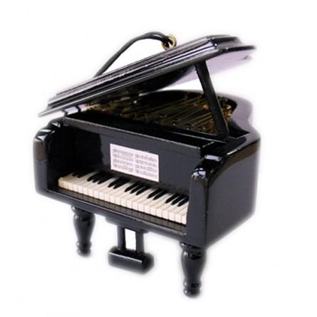 Petite piano à queue en bois
