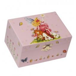 Boîte à bijoux Elfe