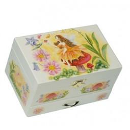 Boîte à bijoux Elfes