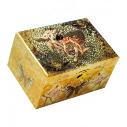 Boîte à bijoux ballerine