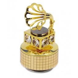 Gramophone (6 cristaux)