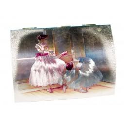 Boîte à bijoux ballet