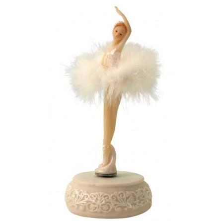 Ballerine avec robe à volants