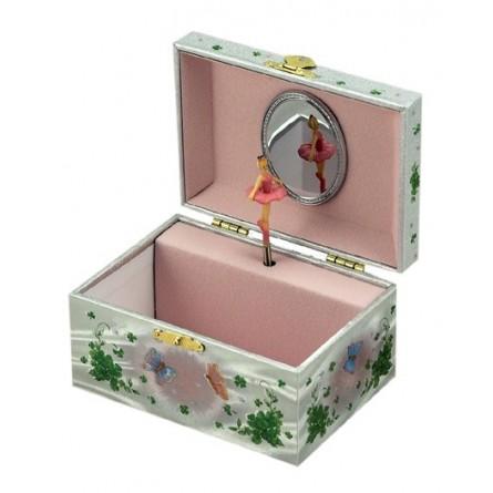 """Boîte à bijoux """"fée irlandaise"""""""