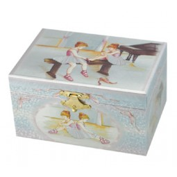 Boîte à bijoux Menuet de Mozart