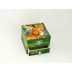 Boîte à trésors jungle