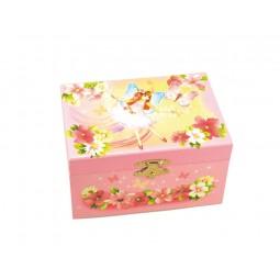 Boîte à bijoux fées